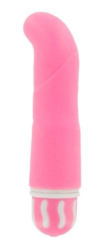 Trinity Vibes Luv Petal G-spot Vibrator by Trinity Vibes. $17.99. The head of the vibe is angled for direct G-Spot stimulation. There are 8 distinct vibration functions available. The soft silicone shaft will feel comfortable upon insertion. The LuvPetal is a perfect little addition to any adult toy collection. Although it is a petite version of the LuvFloret, do not let its smaller size detour you, this little beauty is packed with powerful multispeed vibrati...