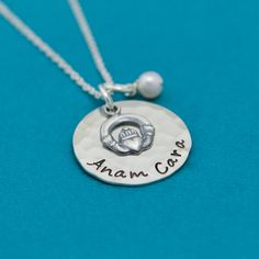 Anam Cara Friends Necklace Best Friends Gift Friends | Etsy