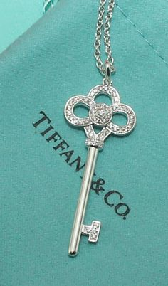 Tiffany And Co Tiffany Key Rings Return To