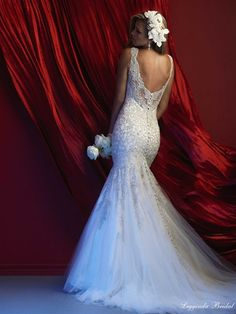 Allure Couture Wedding Dresses - Style : Wedding Dresses, Bridesmaid Dresses, Prom Dresses and Bridal Dresses - Best Bridal Prices Wedding Dress Styles, Bridal Dresses, Wedding Gowns, Bridesmaid Dresses, Prom Dresses, Wedding 2017, Country Bride And Gent, Best Bridal Prices, Allure Couture