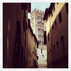 Lucca, Toscany.