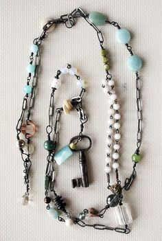 Jewelry / Rebecca Sower\'s design ... lovely