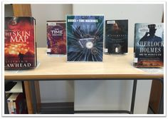 Books = Time Machines : time travel fiction