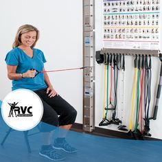 Power Systems Wall Mounted Rack Exercise Balls
