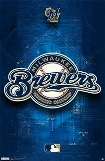 Milwaukee Brewers Android Wallpaper HD