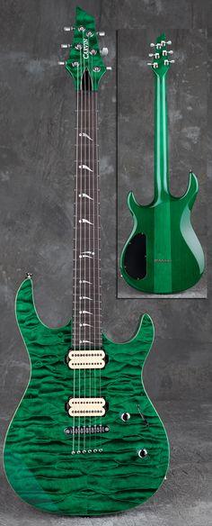CARVIN - DC600M 2 Pickup Guitar