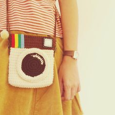 Crochet + Instagram = Love - Made by Meemanan out of Bangkok