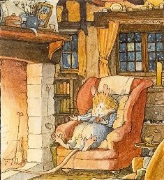 Winter in Brambly Hedge