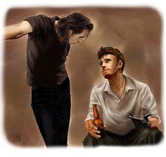 Dresden Files - Thomas & Harry