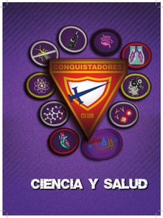 08 Especialidades de Ciencia y Salud | Club de Conquistadores
