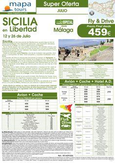 Sicilia en Libertad salidas Malaga Jul**Precio final desde 459** ultimo minuto - http://zocotours.com/sicilia-en-libertad-salidas-malaga-julprecio-final-desde-459-ultimo-minuto-2/