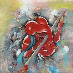 Shree Ganesha by M Singh