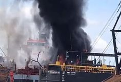Video: Six Die after Shipyard Blast in Cartagena