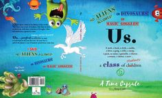 A Class Time Capsule (American edition) Time Capsule, World History, Pegasus, Teacher Resources, Dinosaurs, Aliens, No Time For Me, This Book, Mindfulness