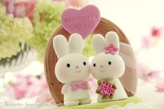 bunny wedding cake topper - Google keresés