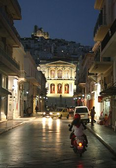 Syros , Greece