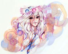 "mitsouparker: "" Luna Lovegood ♡ """