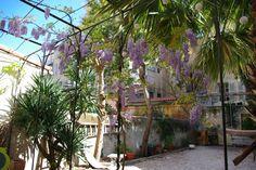 marseille jardin | Duplex meublé avec jardin, Bd. Chave à Marseille 13005