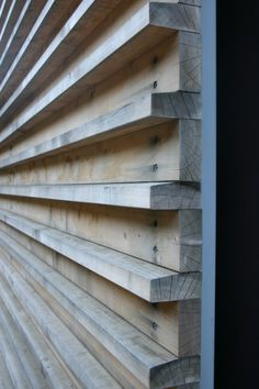 3d timber cladding