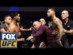 MMA Dominick Cruz vs. Cody Garbrandt   UFC 207 WEIGH IN
