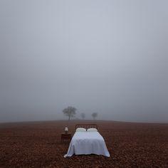 in a dream Rosa Basurto Road Trip France, The Villain, Portfolio, Pretty Pictures, Fine Art Photography, Sweet Dreams, Habitats, Mists, The Dreamers