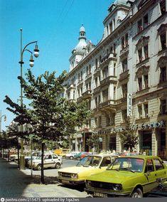 Czech Republic, Prague, Most Beautiful, Street View, Europe, Cars, Retro, Country, History