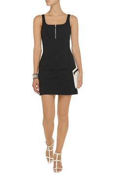 T by Alexander WangCotton-blend mini dressfront