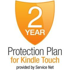 2-Year Protection Plan for Kindle Touch, U.S. customers only