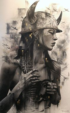 """Unstoppable"" by Brian M. Viveros"