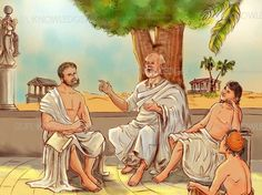 essay on plato Essays on socrates Short Funny Stories, Sample Resume, Princess Zelda, Painting, Fictional Characters, Socrates, Student, Painting Art, Paintings