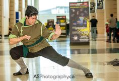 Bolin from Avatar Legend of Korra | C2E2 2013