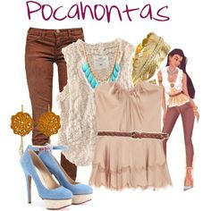 """""""Pocahontas"""" by agust20 on Polyvore"""
