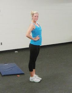 """The """"I'm Pregnant, Not Dead"""" At-Home Workout is great for pregnancy- but also for beginner to intermediate exercisers alike! Pyramid-style, 10 exercises. Go."""
