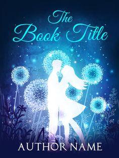 Premade Book Cover - vercodesigns Webseite! Umrisse Pusteblumen Romantik Liebe