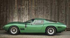 MID-CENTURY MODERN DESIGN, 1961 Bizzarrini 3500GT Strada Bizzarrini S.p.A....