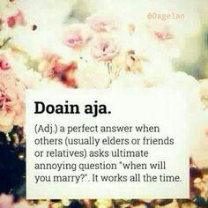 comma wiki #doain aja