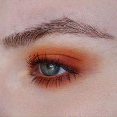beauty, eye, and eye makeup image