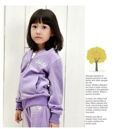 Autumn Girl's Warm Suit, Solid Velour Set, Girl's High Quality Velvet Long Sleeve Top+Trousers, Free Shipping K0176 from Reliable Girl's Clothing Suit suppliers on SICIBAY