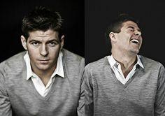 Steven Gerrard Liverpool Fc, Liverpool Football Club, Steven Gerrard, Stevie G, France Football, Captain Fantastic, Fc Chelsea, Zinedine Zidane, Ac Milan