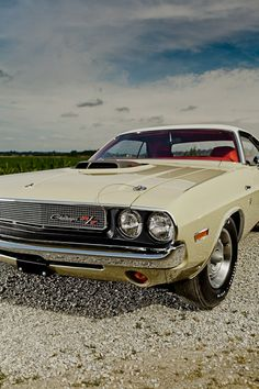 Dodge Challenger R/T - 1970