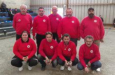 Le Grand 8 avec Saint-Orens - Coupe de France des Clubs de pétanque - ARTICLES sur la pétanque