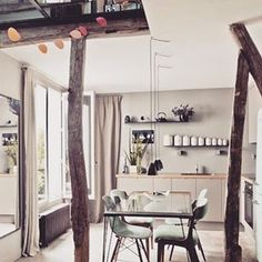 This nature lover's paradise. | 21 Photos That Will Give You The Most Intense Kitchen Goals
