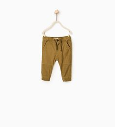 Jogging trousers-TROUSERS-BABY BOY | 3 months-4 years-KIDS | ZARA Belgium