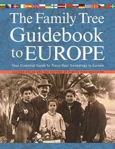Your passport to European research! Chart your research course to find your European ancestors with the beginner-friendly, how-to instruction in this book. This one-of-a-kind collection provides inval