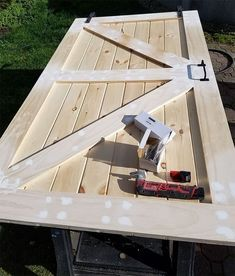 Woodworking Toys Building How To Build A Sliding Barn Door For Less. Toys Building How To Build A Sliding Barn Door For Less. Diy Barn Door Plans, Diy Sliding Barn Door, Sliding Barn Doors, Barn Door Closet, Making Barn Doors, Building A Barn Door, Building A Basement, Barn Door Designs, Interior Barn Doors