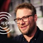 Seth Rogen Is Trying to Eat Healthier…But Nachos photo