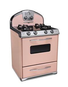 1955 Flamingo Pink Northstar range