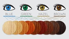 Image result for hair color for pale skin green eyes