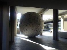 Pistoletto-sfera-giornali-torino - Michelangelo Pistoletto - Wikipedia
