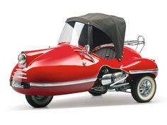 1958 Rollera 100cc Microcar